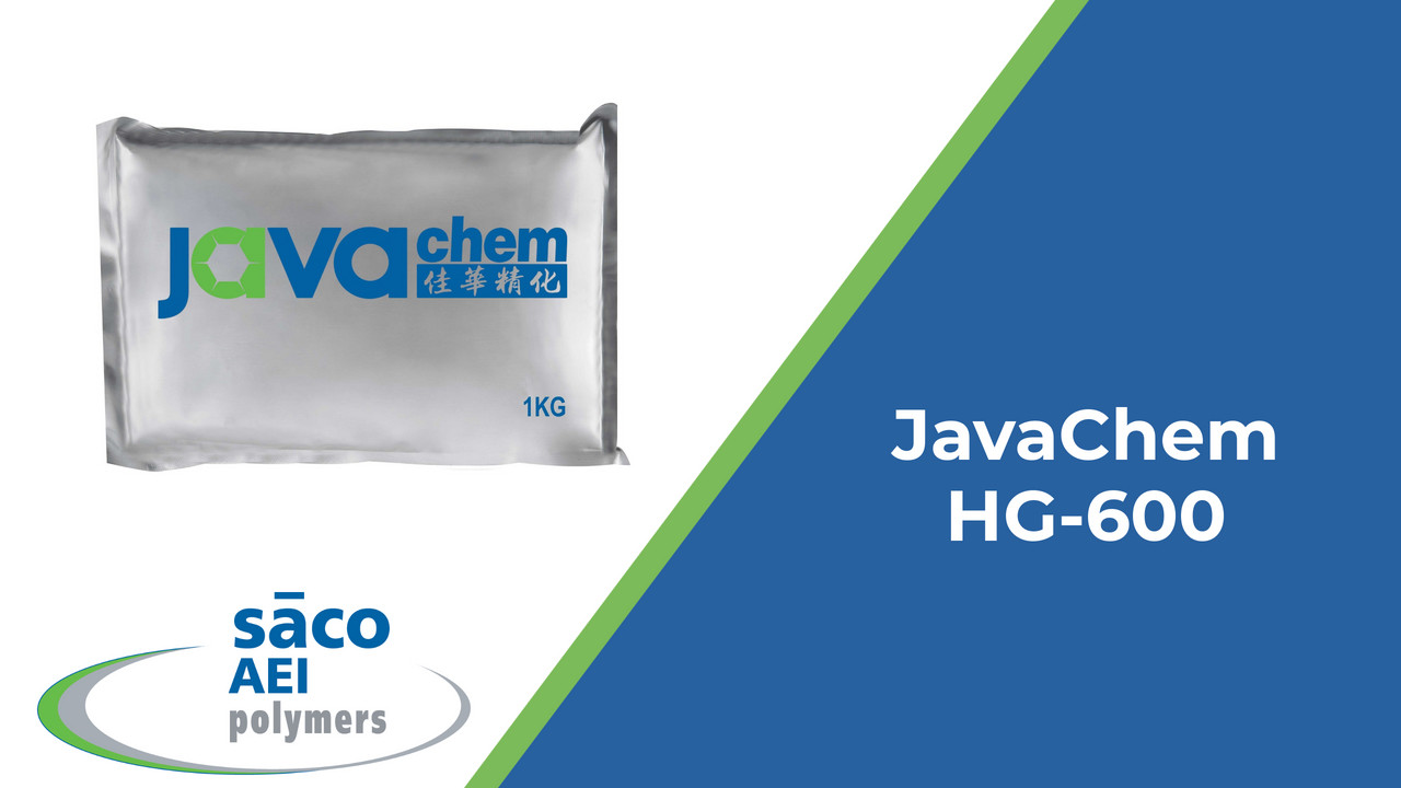 Improving Processability, Surface Performance, and Scratch Resistance of Polyolefin Materials: JavaChem HG 600