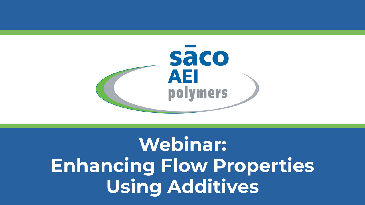 Improvements in Flow, Mold Release, and Coefficient of Friction Using Specialty Additive