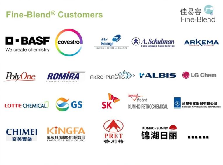 SACO AEI Polymer Partners: Fine Blend