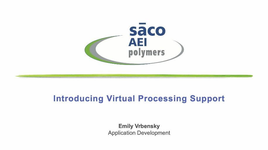 Virtual Processing Support