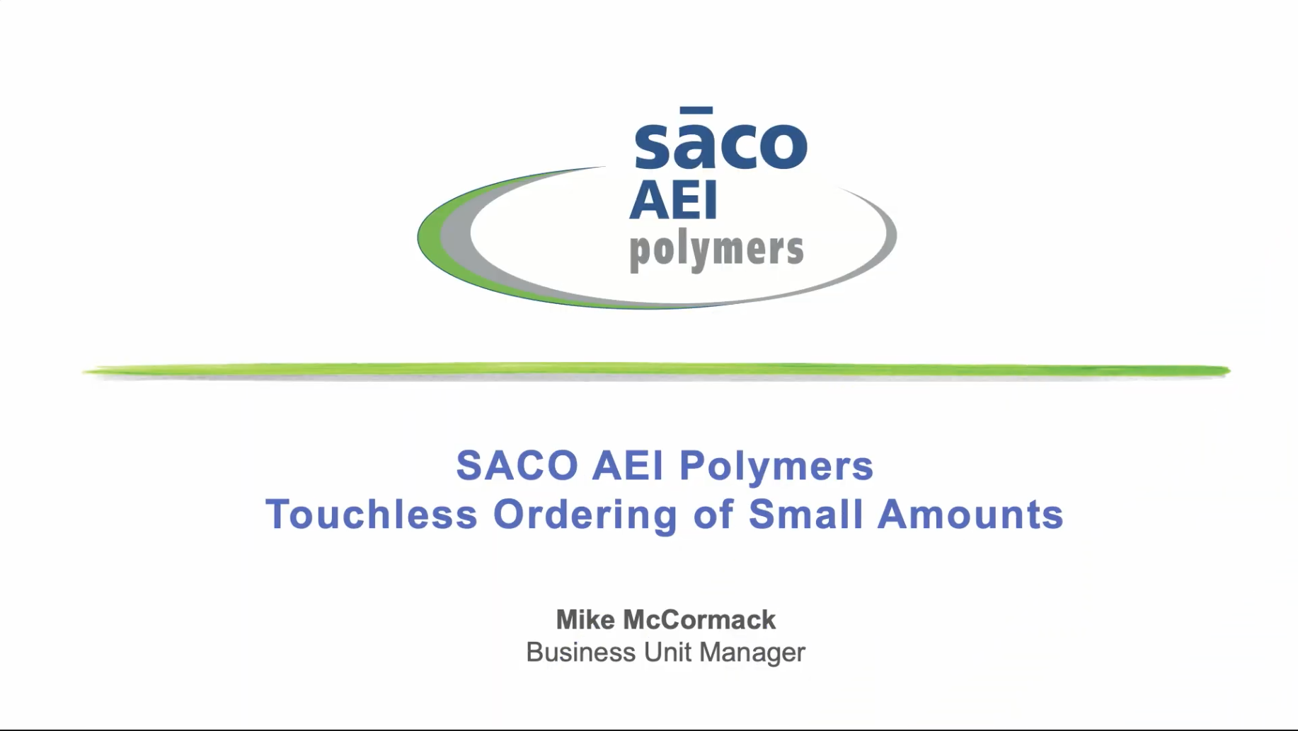 New Website Feature: Touchless Ordering