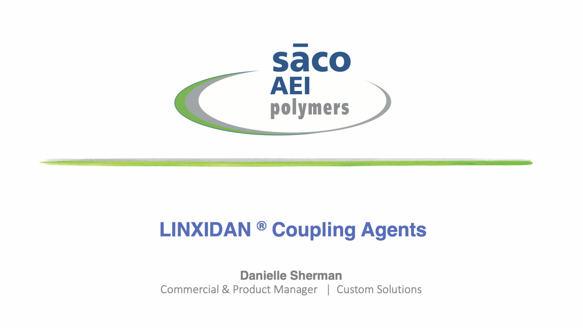 Linxidan Coupling Agents