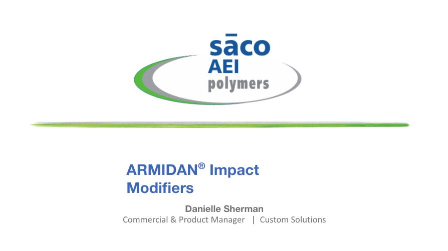 ARMIDAN Impact Modifiers