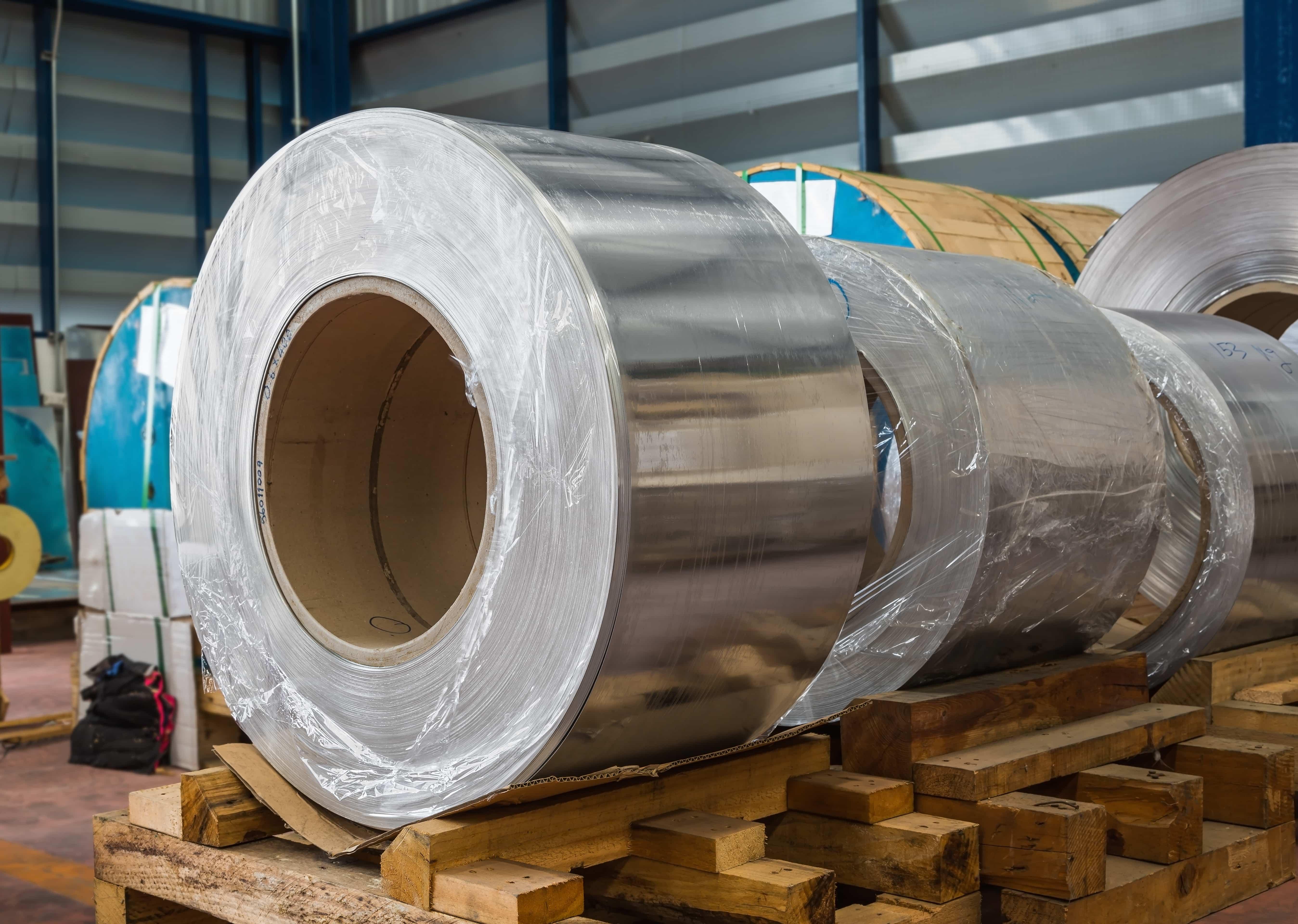 Raw Aluminum from Alanod Westlake