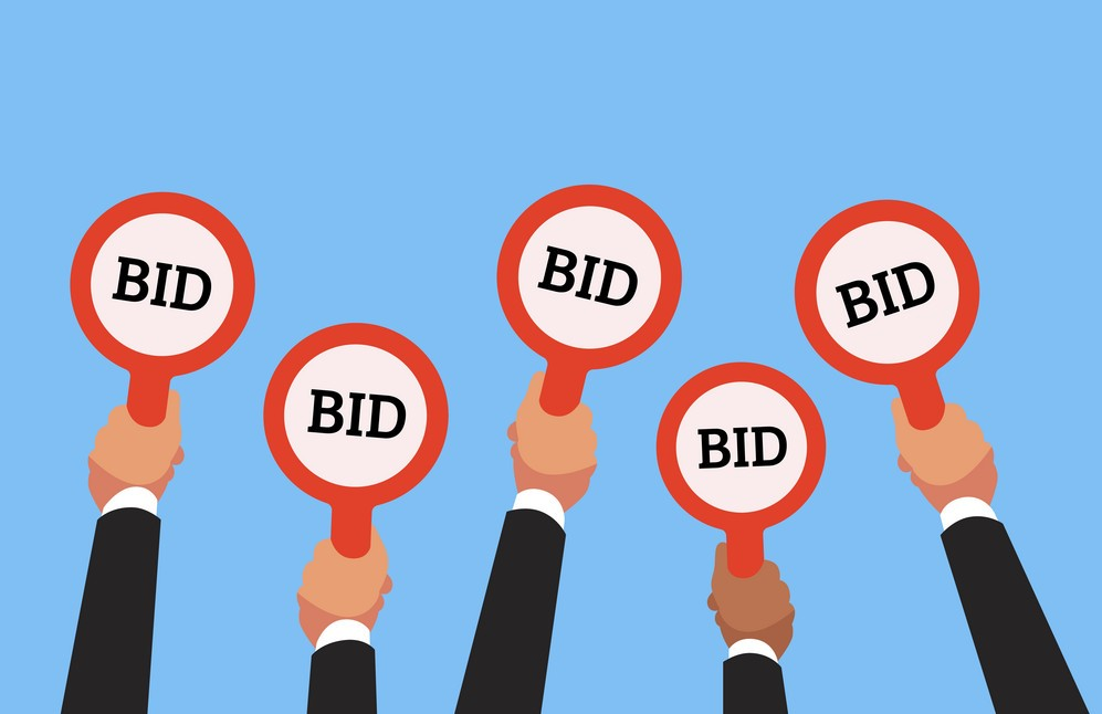 Tips for Bidding