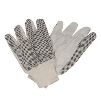 Large Non Slip Cotton Work Gloves
