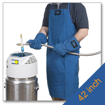 Cryogenic Safety Apron, Size Medium