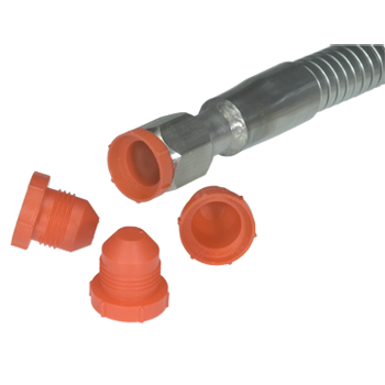 Thread In Cryogenic Transfer Hose Plug