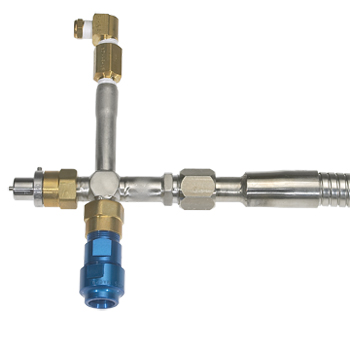 Twin Loc Filling Adaptor for Puritan Bennett