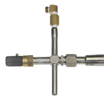 Single Loc Oxygen Filling Adaptor for Linde