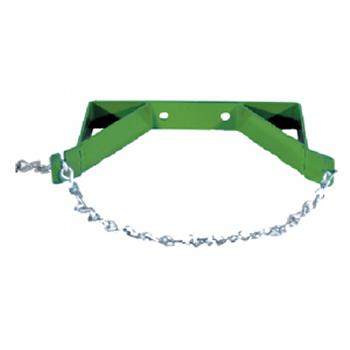 Wall Bracket with Chain   Holds 1 M60/M/H/T Cylinder