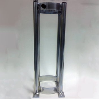 Cylinder Stand for Truck/Bus   Holds 1 D/E Cylinder