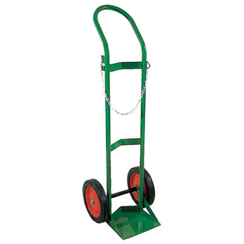 Cylinder Cart with Dolly Style Handle