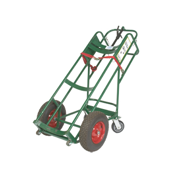 Large Liquid Cylinder Cart