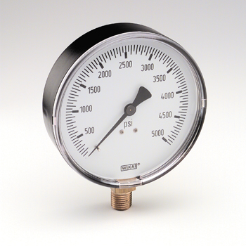 Replacement High Pressure Gauge 0 to 5,000 psi