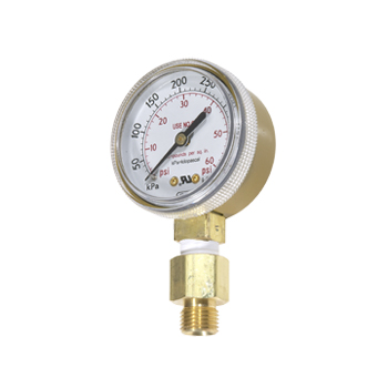 Low Pressure Test Gauge 0 60 psi