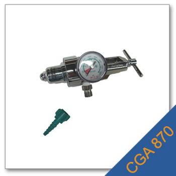 Batch Testing Regulator CGA 870 Inlet