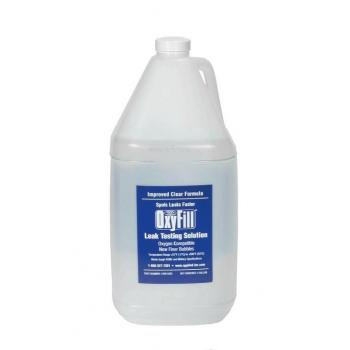 One Gallon Bottle of Leak Testing Solution