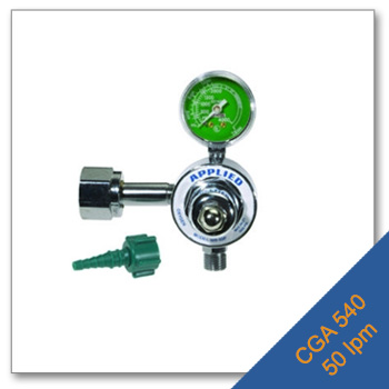 Small Preset Diaphragm Regulator CGA 540