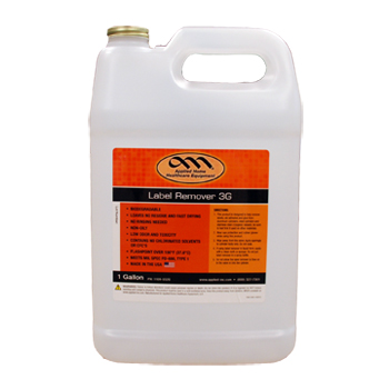 One Gallon Label Remover 3G