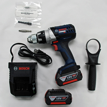 Bosch 18V Brute Tough Drill Driver
