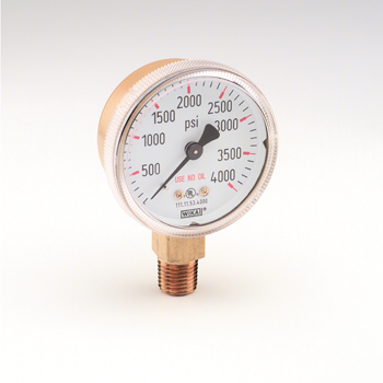 High Pressure Gauge 2 Inch Diameter