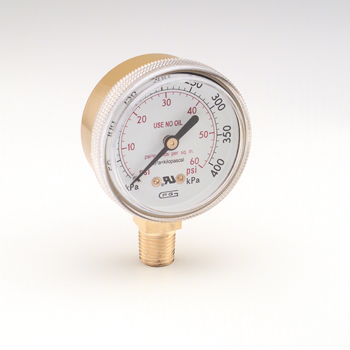 Replacement Low Pressure Gauge 0 to 60 psi