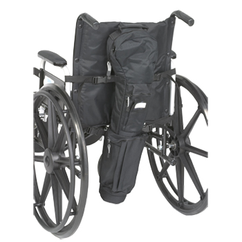 E Wheelchair Cylinder Bag