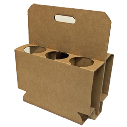 SALE! M6 Cylinder Box Carries 6 Cylinders, case of 10 boxes