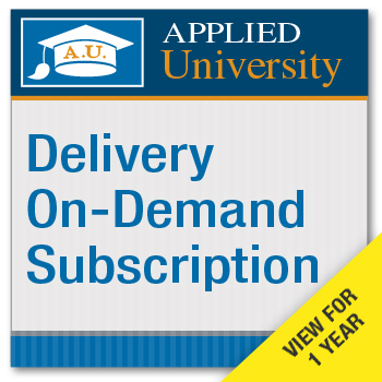 Delivery On Demand 12 Month Subscription