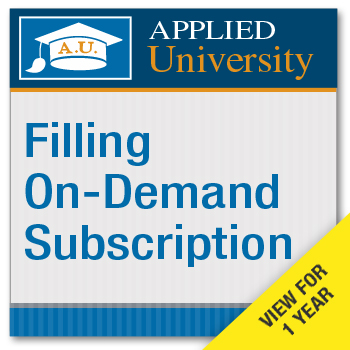 Filling On Demand 12 Month Subscription