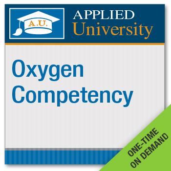 Oxygen Competency Seminar Online On Demand Class