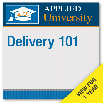 Delivery 101 On Demand Class Subscription