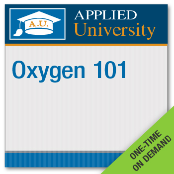 Oxygen 101 On Demand Class