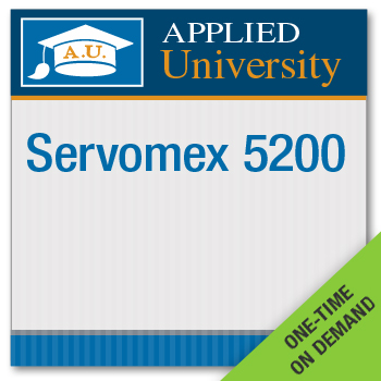 Servomex 5200 On Demand Class