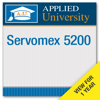 Servomex 5200 On Demand Class Subscription
