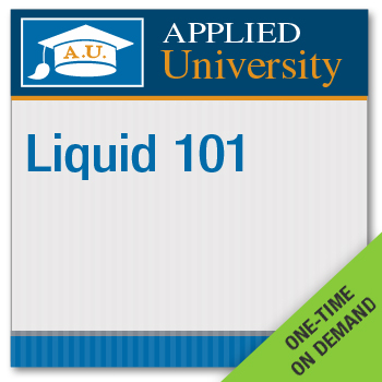 Liquid 101 On Demand Class