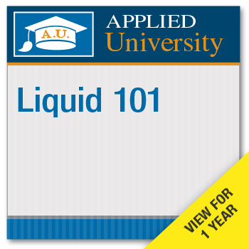 Liquid 101 On Demand Class Subscription