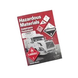 HazMat Compliance Book