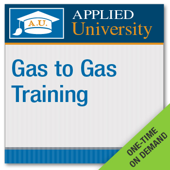 Gas to Gas On Demand Training Course