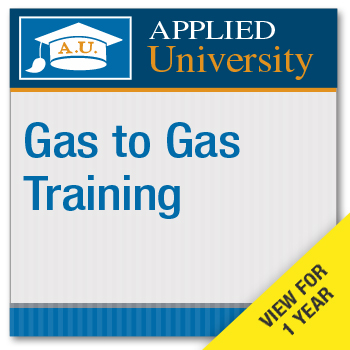 Gas to Gas On Demand Training Course Subscription