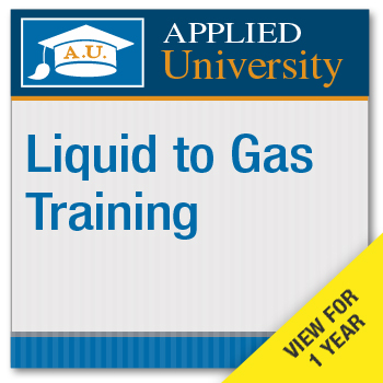 Liquid to Gas On Demand Training Subscription