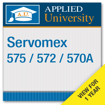 Servomex 575/572/570A On Demand Operator Course Subscription