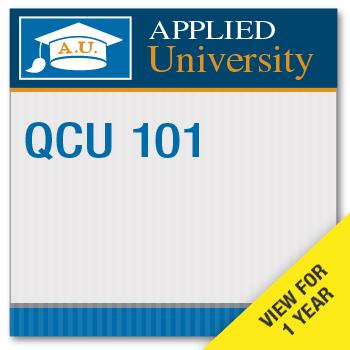 QCU 101 Online Class Subscription