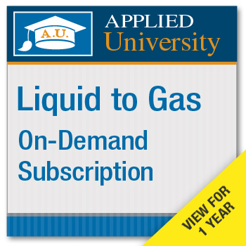 Liquid to Gas OF 700/HP 40 On Demand 12 Month Subscription