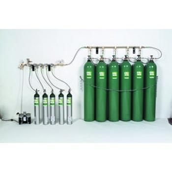 OxyFill  Wall Mounted Filling System: 10 Cylinder Supply