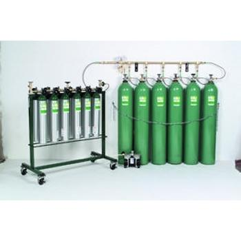 OxySupply Base: 6 Cylinder Supply