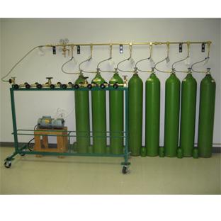 OxySupply Base: 8 Cylinder  Supply