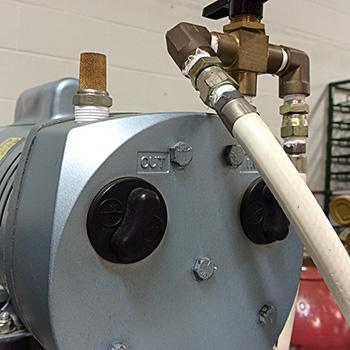Vacuum Pump Muffler