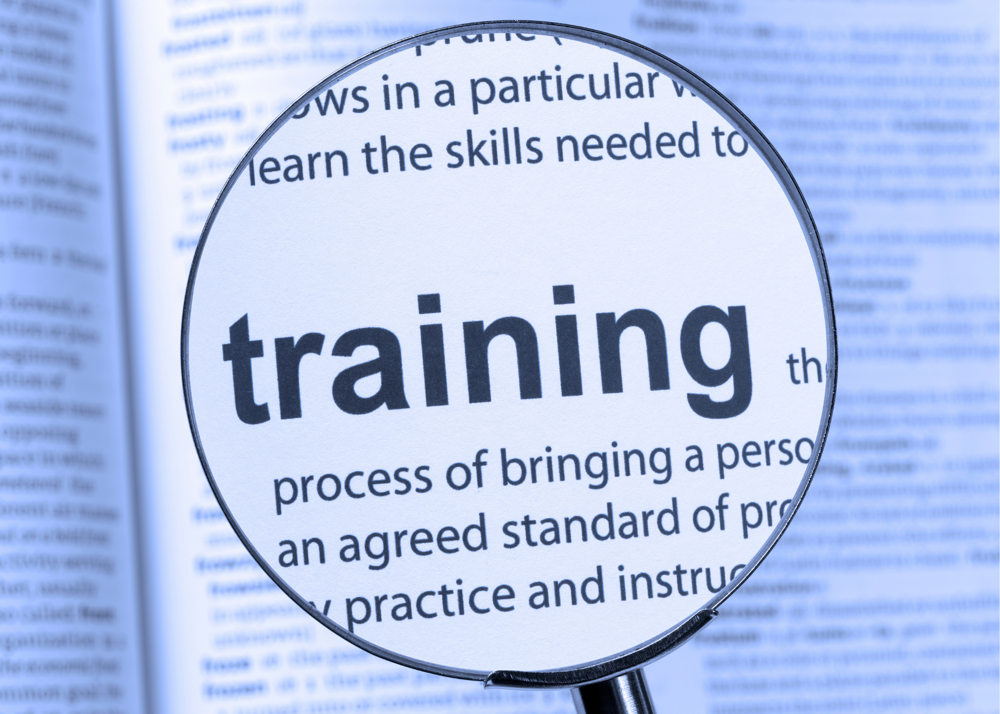 Are you meeting required training
